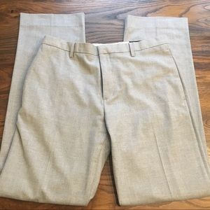 Like new men's Banana Republic Gray dress pants